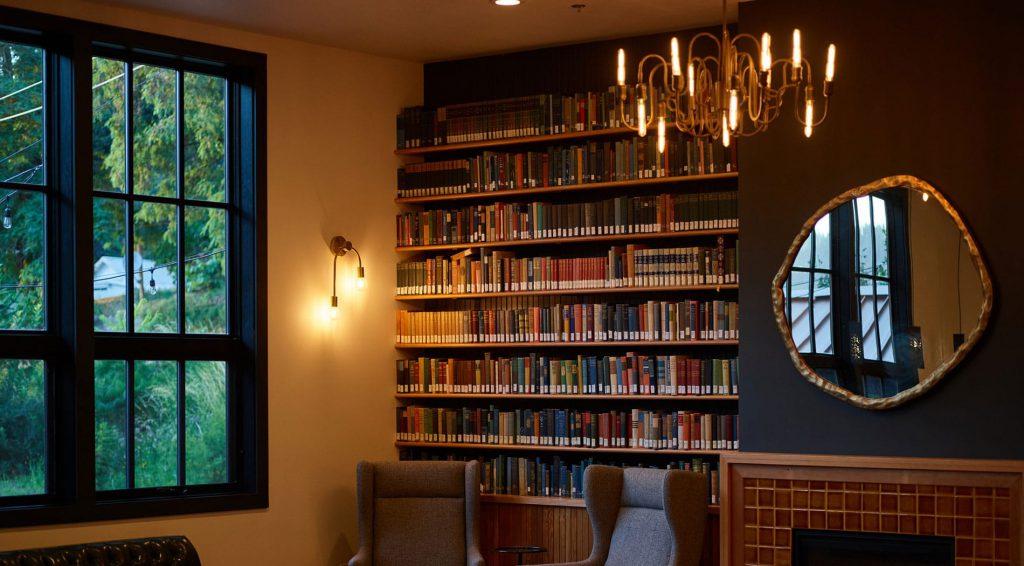Nappali világítás vintage stílusban, de az új és a régi ötvözésével