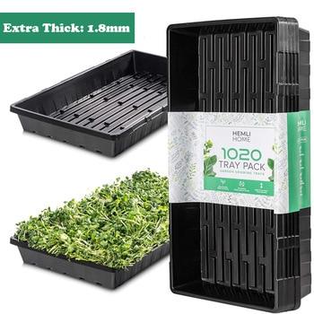 1,8 mm vastag növénytermesztő tálcák növények csírázására