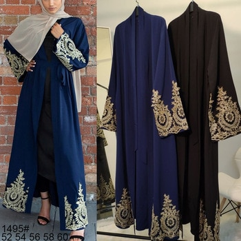 Abaya Kimono kardigán