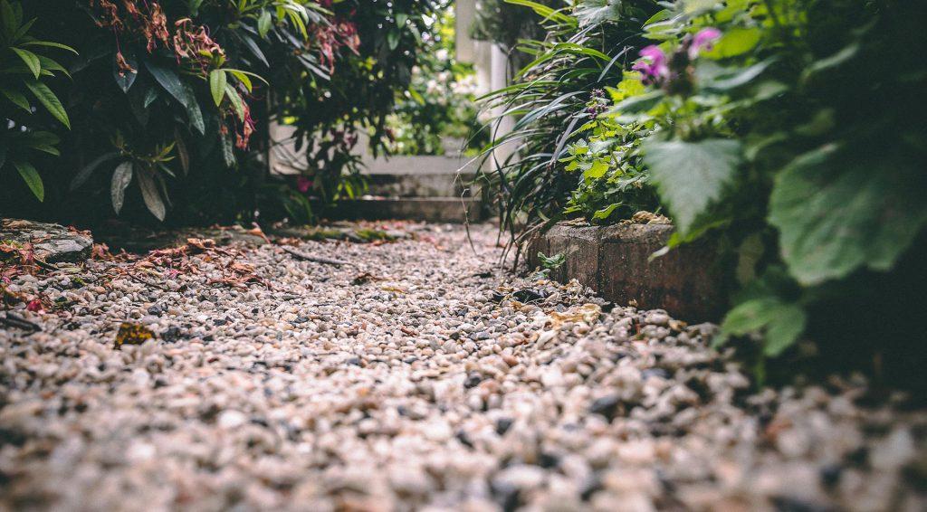 kerti út egyszerűen