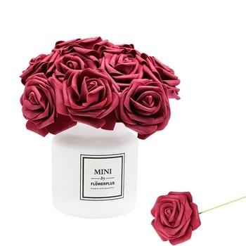 24db / kiszerelés rózsacsokor esküvőre házibulira